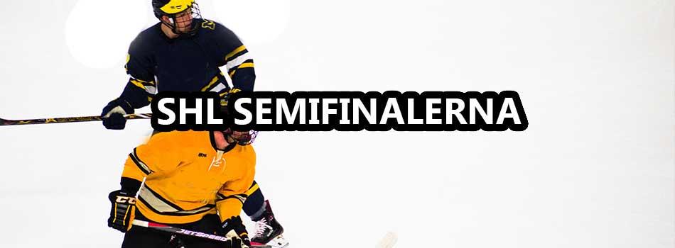 SHL-Semifinalerna ODds