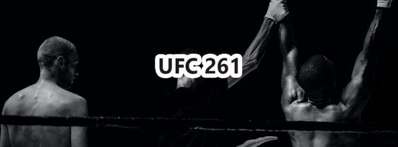UFC 261 Odds