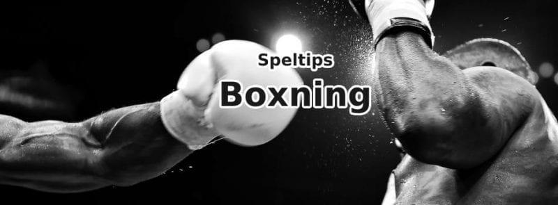 odds online boxning