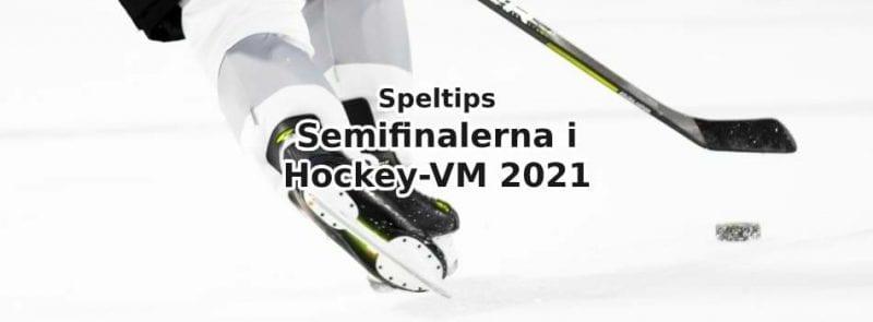 speltips odds online semifinaler hockey vm 2021
