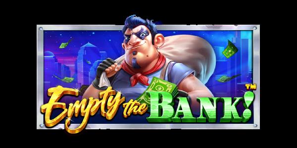 Empty the Bank Slot logo