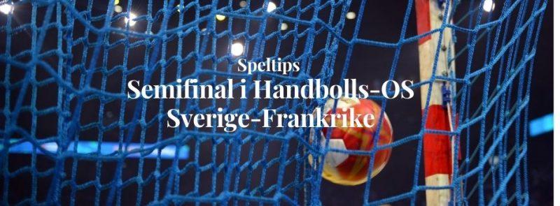 speltips os semifinal handboll damer
