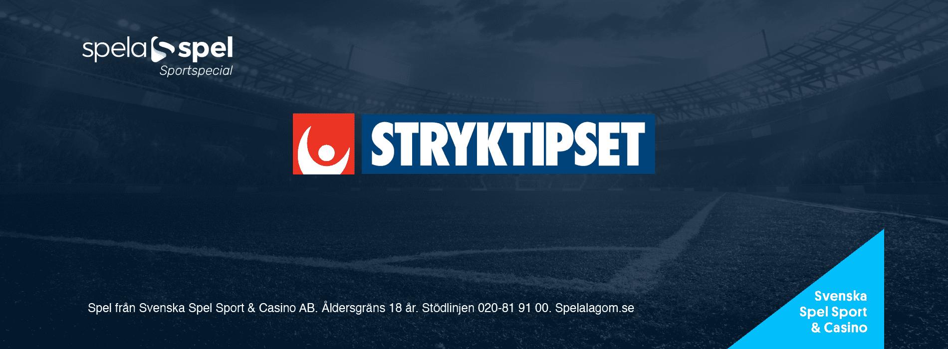 Stryktipset Svenska spel